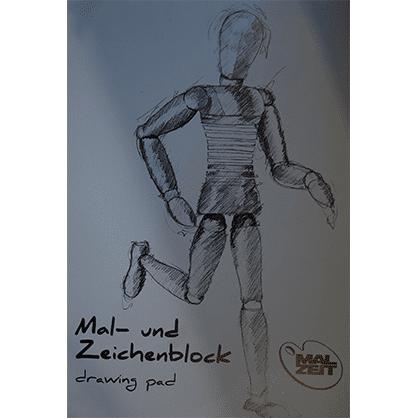 Umelecký skicár na kresbu náčrty skice Abc-CreativeArt