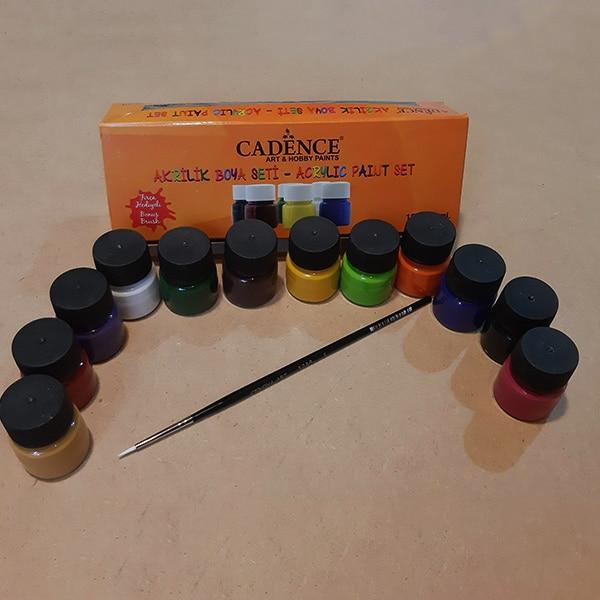 Akrylové farby Cadence