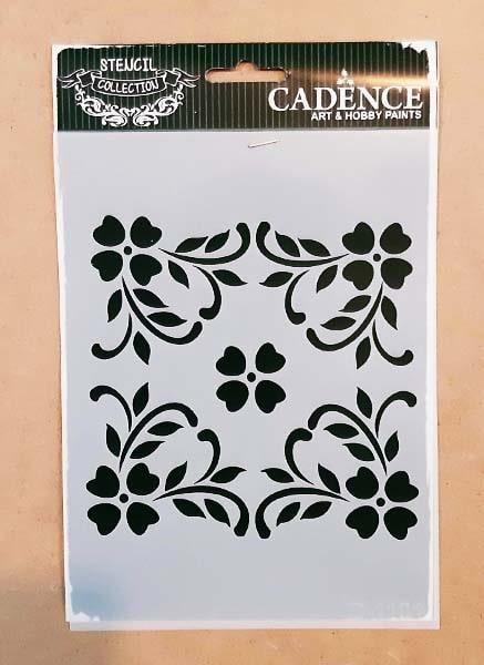 Plastová šablóna Cadence D - 1101
