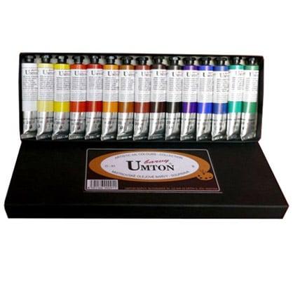 Umton Olejové farby O-90 B Abc Creative creativ kreativ