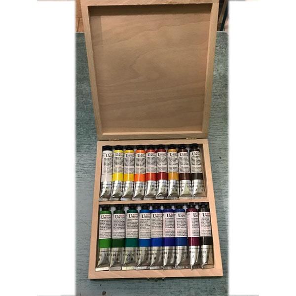 Súprava Olejové farby Umton 18x20ml Abc-CreativeArt